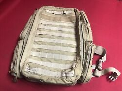 Bds Tactical Combat Trauma Bag With Inserts Coyote Used