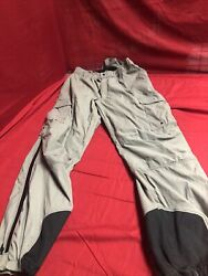 Old Gen Orc Industries Pcu Level 5 Pants Soft Shell Alpha Grey Xl