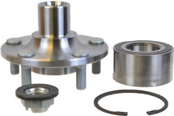 Axle Bearing And Hub Assembly Re Fits 2010-2013 Ford Transit Connect Skf Chica