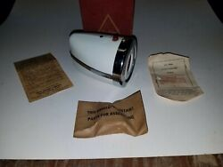 Vintage 50's Delta Rocket Nos Bicycle Bike Horn A-2140 Roadrowdy In Box