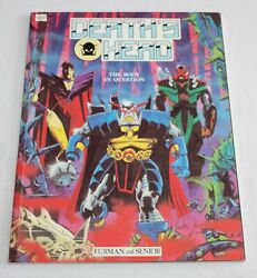 Death's Head The Body In Question Marvel Graphic Novel 1990 1st Pri - Lot 110