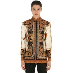 Versace Leopard Shirt In All Sizes