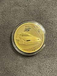 2020 Niue Back To The Future 35th Ann. 1/4oz Gold Proof Coin🔥low Mintage 121🔥