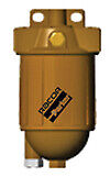10 Micron Gas Or Diesel Spin-on Fuel Filter Assembly Ff/ws - Racor
