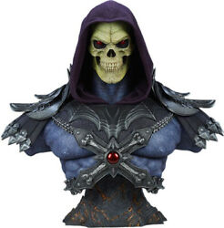 Preorder Masters Of The Universe Life Size Bust Skeletor Legends 1/1 By Tweet