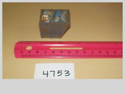 O Scale Resin Small Work Dumpster Model Train Layout Accessory 4753