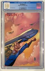The Boys 1 New Edition Cgc 10 Ace Comic Con Homelander Exclusive Limited Pop 4