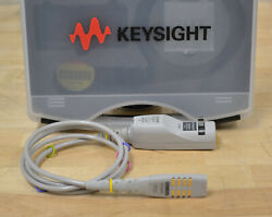 Agilent Keysight N2830a Differential Active Probe Amplifier 4ghz Guaranteed Good