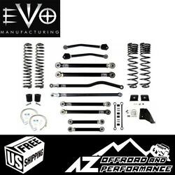 Evo Mfg 4.5 Enforcer Stage 4 Plus For And03920+ Jeep Gladiator Jt Evo-3062s4p