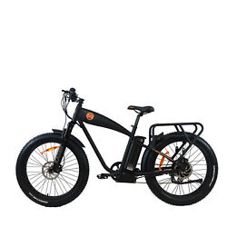 26 Inch Electric Bike 1000w High Power Electric Bicycle Rear-drive Throttle