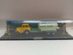 Smart Toys Ho 187 Collectible Series Tractor With Water Tank Ovp Mib Die Cast P