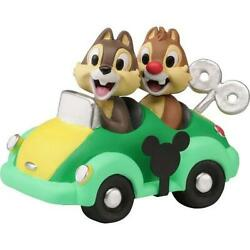 Disney Showcase Collectible Parade Chip And Dale Figurine By Precious Moments
