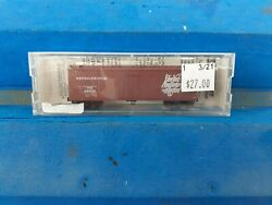 Micro-trains N Scale New York, New Haven And Hartford Refrigerator Car
