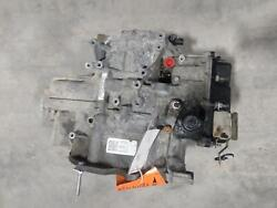 2013-2015 Ford Escape Automatic Transmission 1.6l 6 Speed 4x2 2wd Fwd