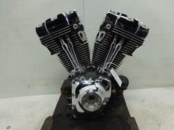 Harley Davidson Twin Cam 88 1450 Engine 1999 Flh Touring Electra Glide Only Efi