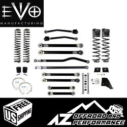 Evo Mfg 4.5 Enforcer Plus Stage 4 For And03920+ Jeep Gladiator Jt Evo-3062s4p