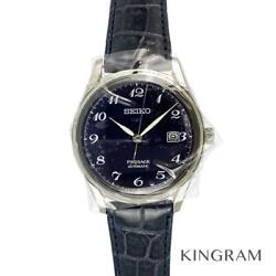 Seiko Presage Enamel Dial Watch Sara019 Automatic Menand039s Watch From Japan