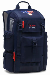 Under Armour Bag Project X Rock Freedom Regiment UA Backpack USA 1353719 410 NEW $119.95