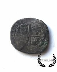 8 Reales - Philip - Piece Of Eight - Pirate Reales - Spain