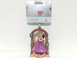 Rapunzel With Frying Pan Tangled Disney Sketchbook Fairytale Moments Ornament