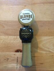 Guinness Blonde American Lager Beer Tap Handlethe Discovery Series
