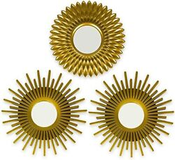 Wall Mirrors for Room Decor amp; Home Decor Gold Round Mirrors for Wall Decor