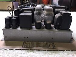 Capehart 414 Brook 2a3 Amplifier For Western Electric 728b Speaker