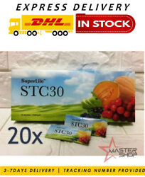 20 Box Superlife Stc30 Activator Vitamins Supplement Stemcell Dhl Expedite Ship