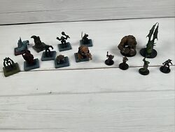 Lot Of Dungeons And Dragons And Dreamblade Figures