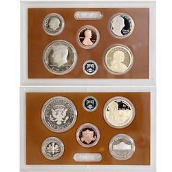 2018 S Partial Proof Set Kennedy Dime Nickel Cent Dollar Cn-clad Us Mint 5 Coins