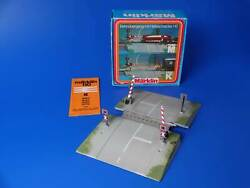 Marklin H0 - 7592 - Fully Automatic Level Crossing - K Track / Box - Exc