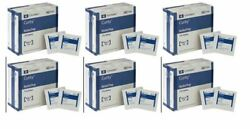 1200 Pads Medium Size Alcohol Prep Pad Wipe Sealed 6 Boxes Of 200 M-5750