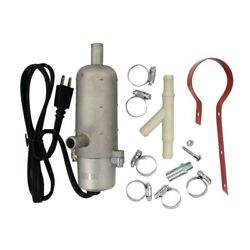 Circulating Tank Heater Kit For Tractor /120 Volts 2000 Watts