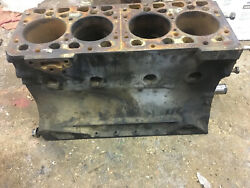 Tx17221 - A Used Short Block For A Long 2610 2610sd 2610dtc-sd Tractors