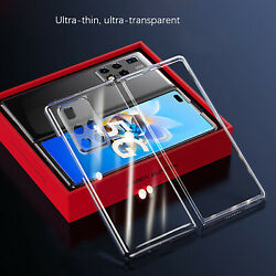 Transparent Phone Case Folding Screen Protective Cover Shell For Huawei Mate X2