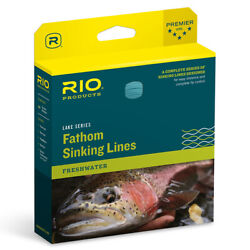 Rio Fathom Sinking Lines - All Sizes And Sink Rates - Free Fast Shipping