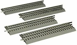 Electric O Gauge 10 Train Straight Track 4 Pack Model Tracks Free Shipping