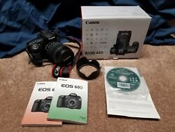 Canon Eos 60d Large Camera Package For Novice Or Semi-pro