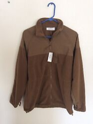 Us Navy Nwu Type Iii Ii Coyote Brown Parka Liner Size Small Long Nwt