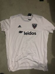 Dc United Jersey Mens 3xl New With Tags