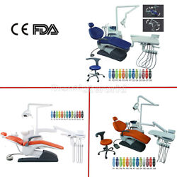 Fda Dental Integral Unit Chair Computer Controlled With Doctor Stool 3 Types