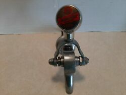 1930's Commander Beer Milwaukee Wi Tap Ball Knob With A.m. Faucet Spigot Spout L