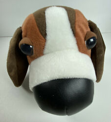 Plush Artist Collection The Dog Beagle Stuffed Animal Toy 11quot; 2002 All Tags Pup