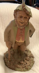 Tom Clark Gnomes, Hyke, Signed By The Artist, Excellent Cond. Large