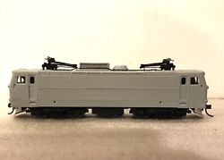 Atlas Ho Scale 8570 Aem-7 Locomotive W/ Pantheon Undecorated Possible Dcc Ready