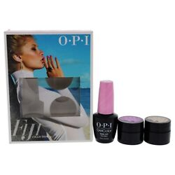 Fiji Gelcolor And Artist Series Trio - 1 By Opi For Women - 3 Pc 0.5oz Gelcol...