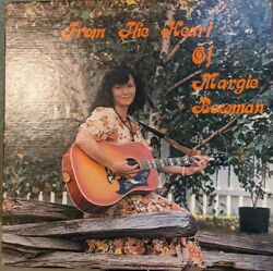 From The Heart Of Margie Bowman - Lp Rare Local Ozark Ar Country Artist