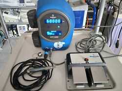 Medtronic Xomed Xps 3000 W/ Visao High-speed Otologic Drill W/ Foot Pedal