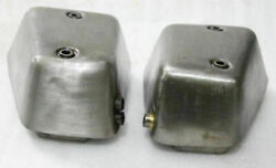 Welbike Paratrooper Mk1 Gas Fuel Petrol And Oil Tank Set War Wwii