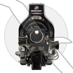 Mercruiser Bravo Sterndrive/outdrive Gimbal Transom Assembly And Plate